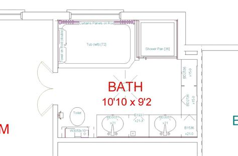 bathroom in plan walk in shower floor plan limette co