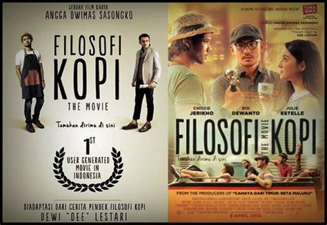 movie filosofi kopi download filosofi kopi film luar biasa yang melambungkan gayo