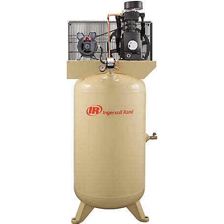 ingersoll rand  gal  hp  stage industrial air