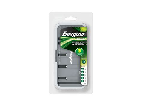 energizer nimh battery charger light energizer 4 channel universal battery charger for aa aaa c
