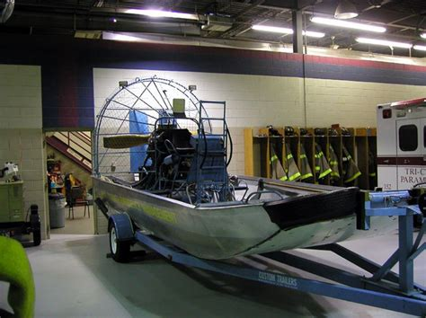 airboat pushes truck 17 best images about airboats on pinterest