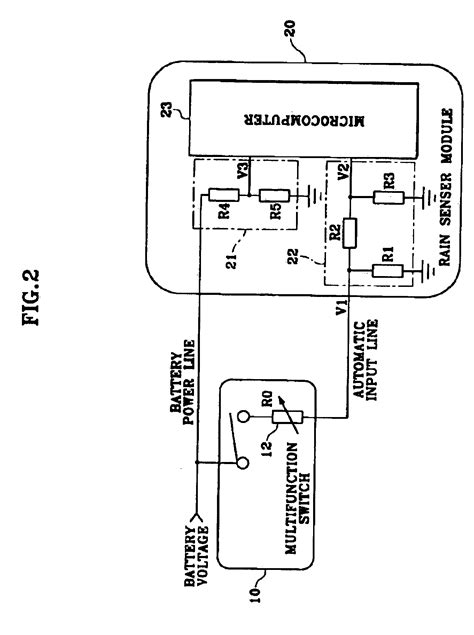 valeo wiper motor wiring diagram 1 speed wiper motor