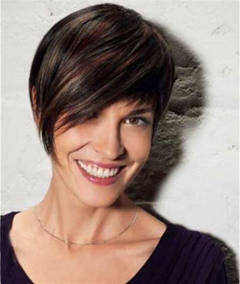short hairstyles with long bangs short hair long fringe top 10 short hairstyles rocking bangs hairstyles for woman