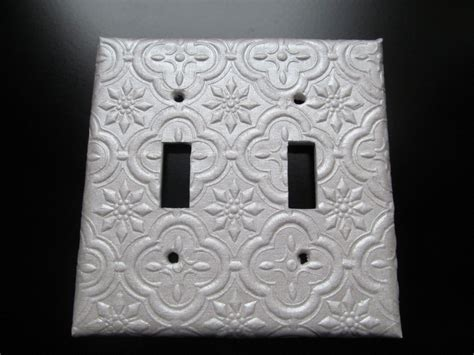 Handmade Cover - handmade decorative light switch covers plates textured