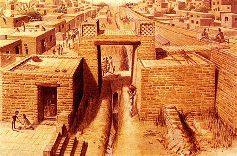 Indus Valley Plumbing by Study Sheds More Light On Collapse Of Harappan