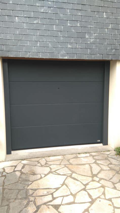 garage ford st brieuc porte de garage sectionnelle gris anthracite 224 brieuc