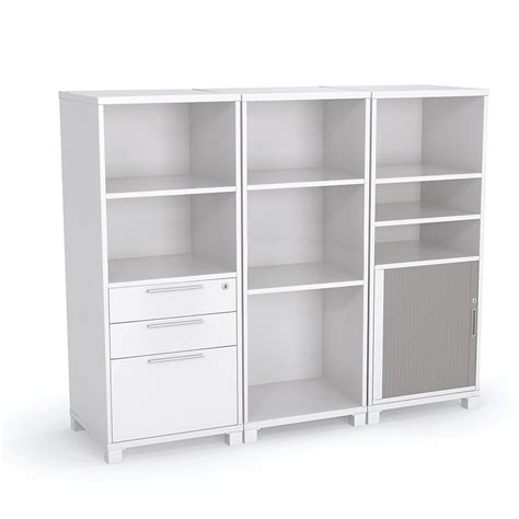 buy axis office tower bookcase crisp white storage unit