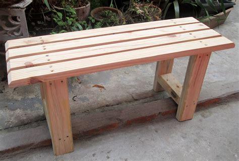 banco d banco de madeira reciclada pallet pinus para jardim r