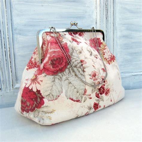 etsy handbag pattern vintage style frame bag sewing pattern instant download