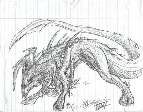 doodle all demons doodle by tsunami noboru on deviantart