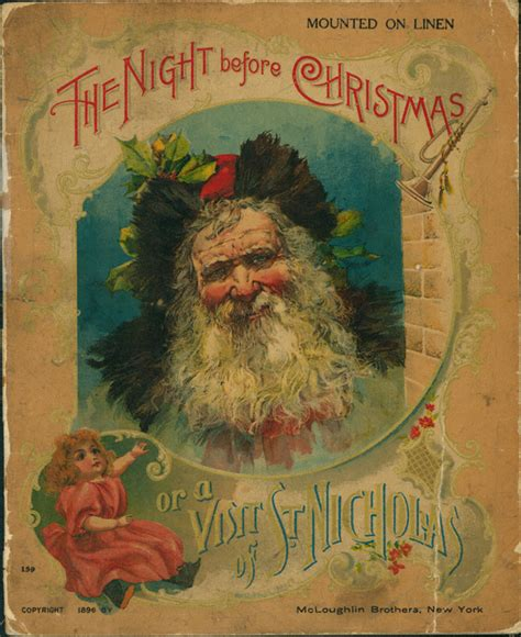 the night before christmas origins of quot twas the night before christmas quot jplmagazine