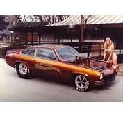 IMPERIAL STORMTROOPER Vega  Vintage Drag Racing Pinterest