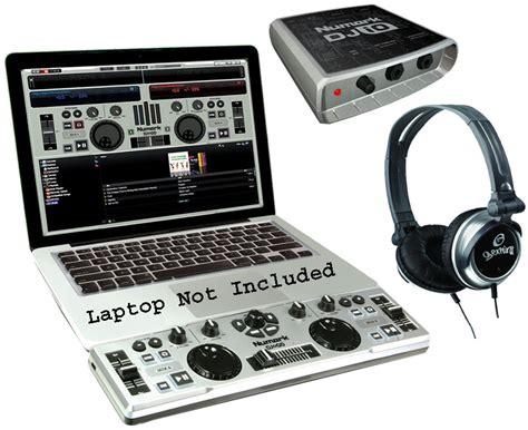 Sound Audio Controlerusb numark dj2go pro audio dj midi controller dj io laptop audio usb interface headphones