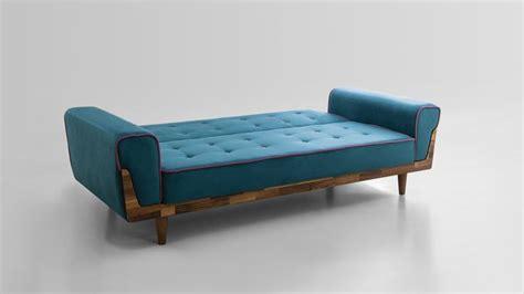 Turquoise Sleeper Sofa by Retro Turquoise Sofa Bed Sofas Turquoise