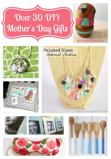 over 30 diy mother s day gift ideas the love nerds
