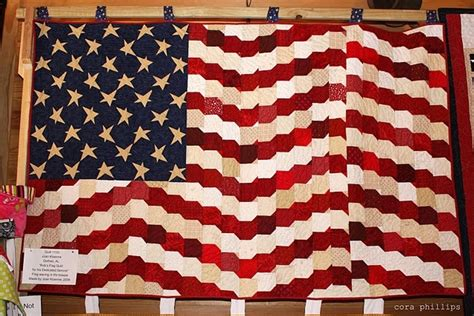 25 best ideas about flag quilt on american