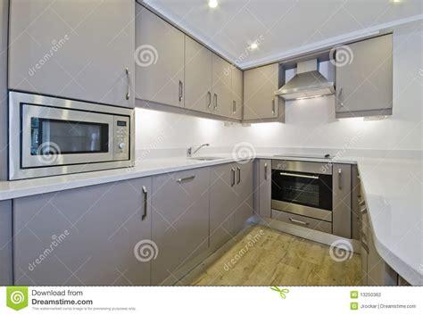modern kitchen unit modern kitchen unit stock photography image 13250362