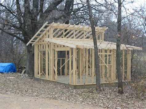 Shed Roof Frame by Diy Garden Shed Free Plan Home Design Garden