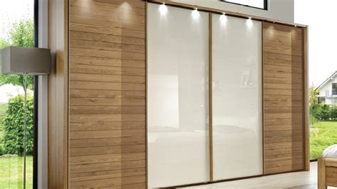 modern wardrobes 187 jupiter by stylform semi solid oak