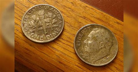 2 million dollar dimes in circulation that are selling for 2 million