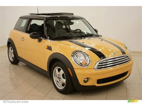 Mini Cooper Yellow by 2007 Mellow Yellow Mini Cooper Hardtop 28759506