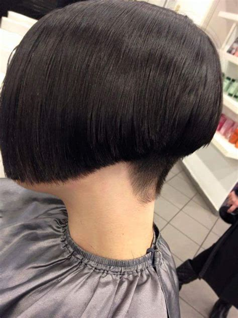 juliana high bob hairstyle 25 best ideas about shaved nape on pinterest nape