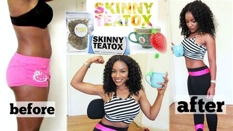 14 Day Detox Results by My 14 Day Detox Results W Teatox