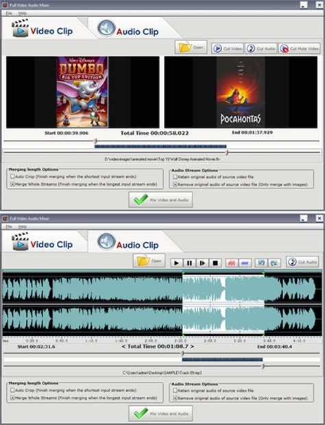 video editing and mixing software full version free download full video audio mixer download
