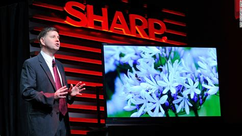 Oled Tv Sharp new tvs driven by software and not pixels cnn