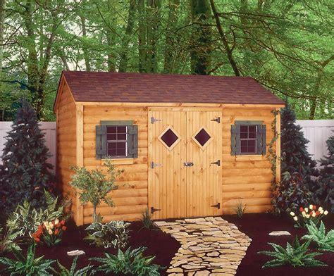 log cabin shed kits log cabin storage sheds log cabin
