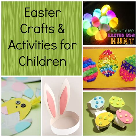 and crafts activities for easter crafts activities for children saving cent by cent