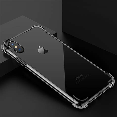 Bumper Clear Casing Iphone Samsung Note Unik Colourful shock proof clear bumper with back iphone x edition more uk official more 174