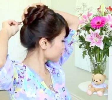 tutorial rambut simple tapi elegan tutorial rambut mudah dan simple untuk sekolah atau kuliah 2