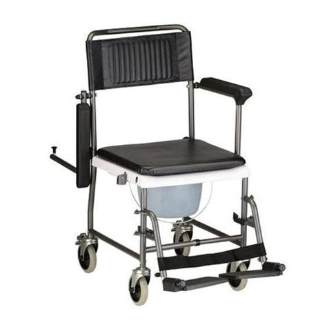 drop arm transport chair commode bellevue healthcare