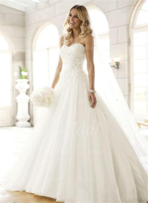 Hochzeitskleid Mit Schleppe by Die Besten 17 Ideen Zu T 252 Ll Hochzeitskleider Auf