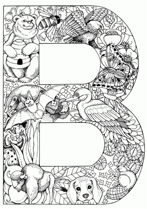 K Coloring Pages For Adults by 42 Best Images About Color Pages On
