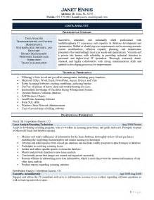 Excellent Actuarial Resume Example For Data Analyst With