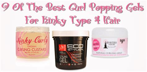the 9 best curl popping gels for black hair type 3 best products for black hair short hairstyle 2013