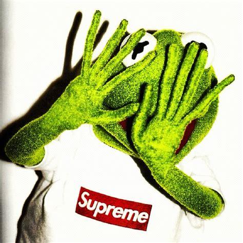 Supreme Wallpaper Kermit
