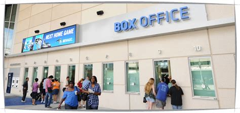 box office amway center