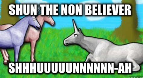 Unicorn Memes - charlie the unicorn meme