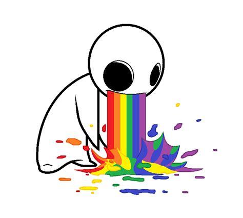Rainbow Puke Meme - rainbow dash meme