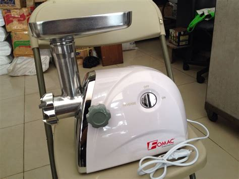 Mesin Giling Daging Tc 12 Mesin Giling Bakso Grinder Murah mesin giling daging mini spek dan harganya di pasaran