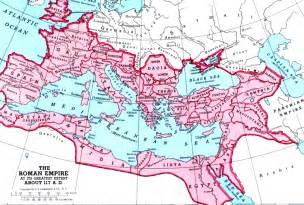 Roman Empire 117 Ad Map » Home Design 2017