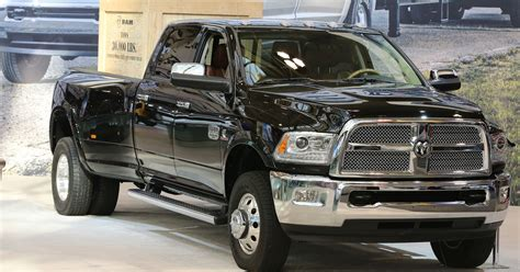 Chrysler Ram by Fiat Chrysler Recalling Nearly 500 000 Ram Trucks