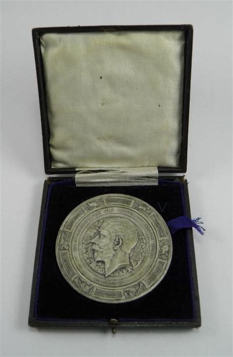 victorious century the united great britain early 20th century medal world war one to commemorate the victorious peace