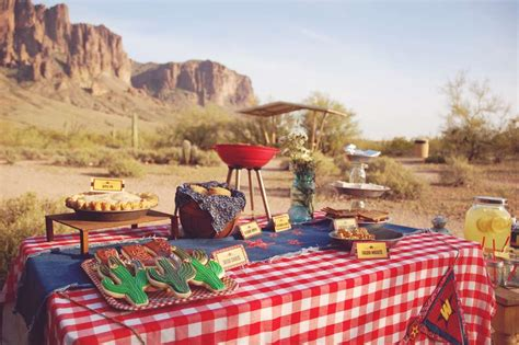 gold rush themes western theme summer party ideas photo 22 of 48 catch