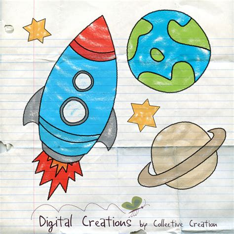 doodle how to make rocket doodle child space rocket ship by