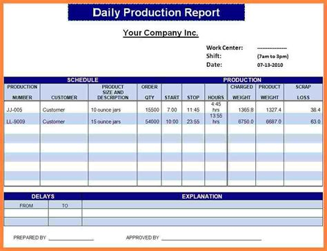report layout excel mac 11 daily report format in excel bussines proposal 2017