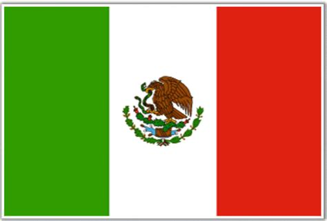 mexican colors flag mexican flag